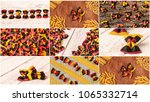 photo of mixed various kinds of ... | Shutterstock . vector #1065332714