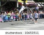 purim 2008 in netanya | Shutterstock . vector #10653511