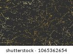 dark dirty gold wall....   Shutterstock .eps vector #1065362654