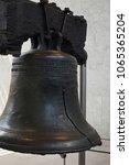 Small photo of Philadelphia, Pennsylvania, USA – July 31, 2016: Liberty Bell in Philadelphia, Pennsylvania