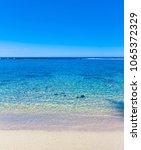 resort sand paradise  | Shutterstock . vector #1065372329