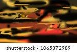 abstract movemenent organic... | Shutterstock . vector #1065372989