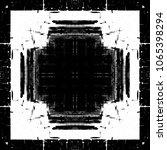 grunge black old wood cover...   Shutterstock .eps vector #1065398294
