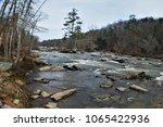 Sweetwater Creek State Park in Lithia Springs, Georgia.