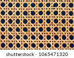Geometric Basketwork Seamless...
