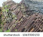 ganh da dia   a famous... | Shutterstock . vector #1065500153