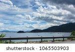 beautiful scene in phu yen ... | Shutterstock . vector #1065503903