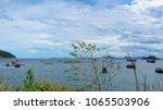 beautiful scene in phu yen ... | Shutterstock . vector #1065503906