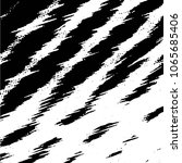 black and white grunge stripe... | Shutterstock .eps vector #1065685406