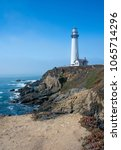 Small photo of Pigeon Point Lighthouse is a lighthouse built in 1871. It is the tallest lighthouse on the West Coast of the United States. It is still an active Coast Guard aid to navigation.