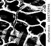grunge halftone black and white ...   Shutterstock .eps vector #1065730946