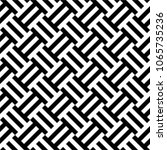 black and white decorative... | Shutterstock .eps vector #1065735236