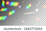 iridescent background.... | Shutterstock .eps vector #1065772643