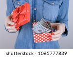 sell people person charity... | Shutterstock . vector #1065777839