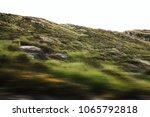 defocused hills viewed through... | Shutterstock . vector #1065792818
