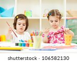 creating together | Shutterstock . vector #106582130