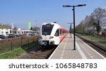 ruurlo   netherlands   april 10 ... | Shutterstock . vector #1065848783