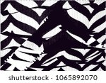 distressed background in black... | Shutterstock .eps vector #1065892070