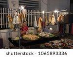 damnoen saduak  thailand  ... | Shutterstock . vector #1065893336