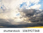 Small photo of Summer Heavens Cloudscape Divine