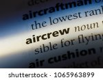 Aircrew Word In A Dictionary....