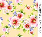 abstract elegance seamless... | Shutterstock . vector #1065987194
