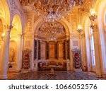 interior of the state hermitage ... | Shutterstock . vector #1066052576