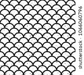 abstract seamless wave pattern... | Shutterstock . vector #1066060796