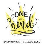 hand drawn vector clipart   one ... | Shutterstock .eps vector #1066071659