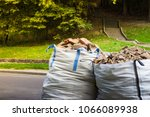 wastes from the production or... | Shutterstock . vector #1066089938