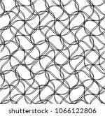 tileable recurring sinuous warp ... | Shutterstock .eps vector #1066122806