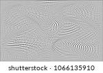 illusion of a trendy minimalist ... | Shutterstock .eps vector #1066135910