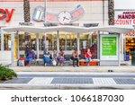 miami  usa   aug 18  2014 ... | Shutterstock . vector #1066187030