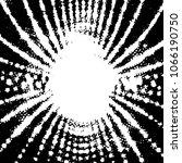 black and white grunge stripe... | Shutterstock .eps vector #1066190750