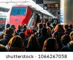 venice  italy   march 26th ... | Shutterstock . vector #1066267058