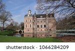 ruurlo   netherlands   april 10 ... | Shutterstock . vector #1066284209