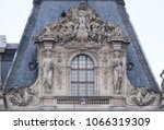 paris  france   january 10 ... | Shutterstock . vector #1066319309