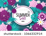 Summer Sale Banner.background...