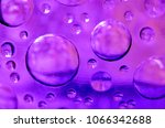abstract purple colored glass... | Shutterstock . vector #1066342688