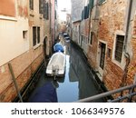 venice canals  italy | Shutterstock . vector #1066349576