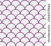 fish scale seamless pattern.... | Shutterstock .eps vector #1066429664