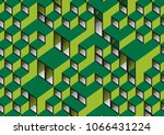 graphic illustration. abstract... | Shutterstock . vector #1066431224