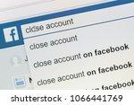 houilles  france   april 10 ... | Shutterstock . vector #1066441769