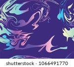 marble texture seamless pattern.... | Shutterstock .eps vector #1066491770