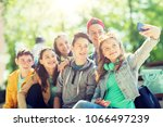 education  high school ... | Shutterstock . vector #1066497239