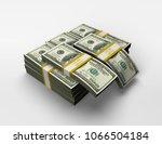 3d rendered illustration of a... | Shutterstock . vector #1066504184