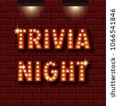 Trivia Night Announcement...