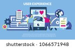 user experience concept for web ...