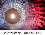 stator generators of a big... | Shutterstock . vector #1066581863