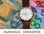 'time   money' concept.... | Shutterstock . vector #1066620536